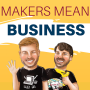 Artwork for Episode 028: Makers and Trademarks - Can I Make Disney Stuff for Re-Sale? Interview with Emily D Baker