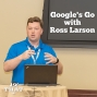 Artwork for Google's Go (Golang) with Ross Larson - #AskTHAT Live from THAT Conference 2018