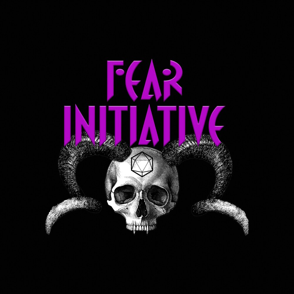 Fear Initiative: Dungeons and Dragons and Horror show art