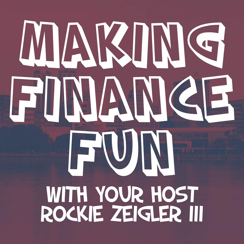 Making Finance Fun show art
