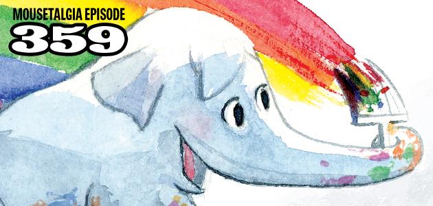 Mousetalgia Episode 359: Vintage Disneyland; Pixar's Mike Wu