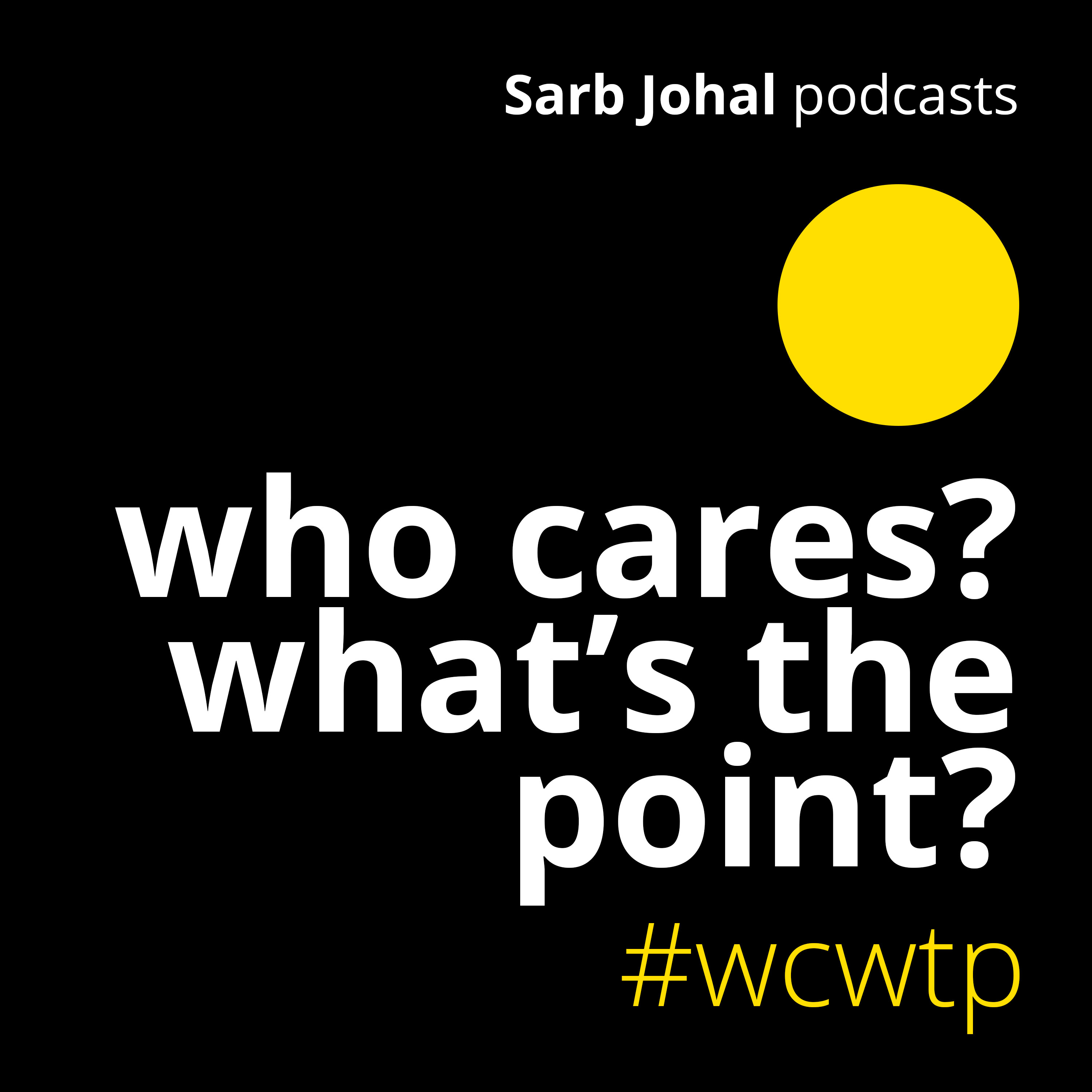 Artwork for Who cares? What's the point?