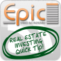Artwork for Epic Pro Quick Tip : A Realistic Plan for Financial Independence