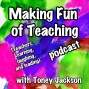Artwork for Making Fun of Teaching Podcast Episode 0.5