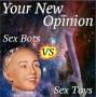 Artwork for Sex Toys VS Sex Bots!