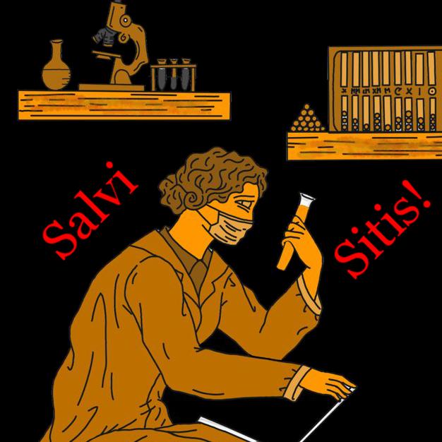 Salvi Sitis! show art