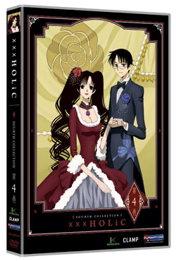 Anime Review: xxxHolic Volume 4