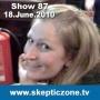 Artwork for The Skeptic Zone #87 - 18.June.2010