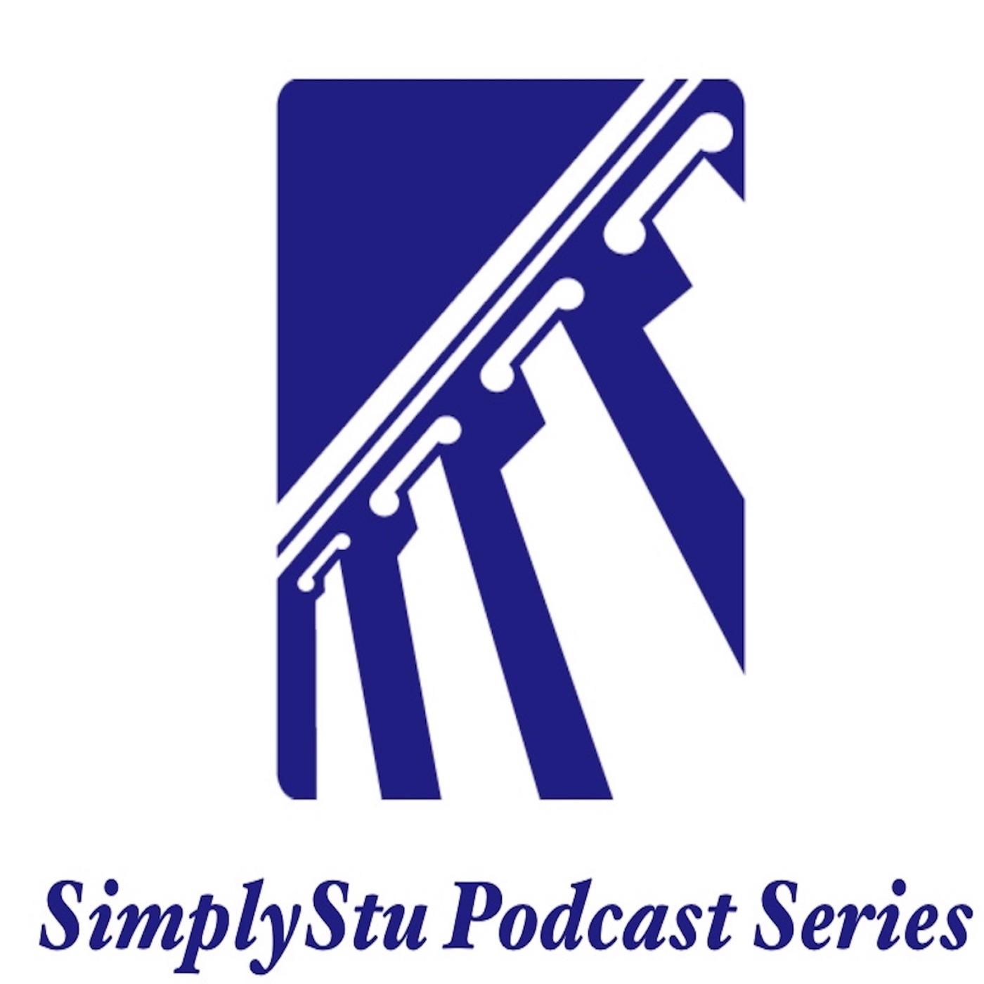 SimplyStu Podcast Series show art