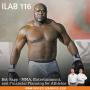 Artwork for 116: Bob Sapp - MMA, Entertainment, and Financial Planning for Athletes
