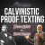 Calvinistic Proof-Texting 101 show art