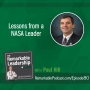Artwork for Lessons from a NASA Leader with Paul Hill