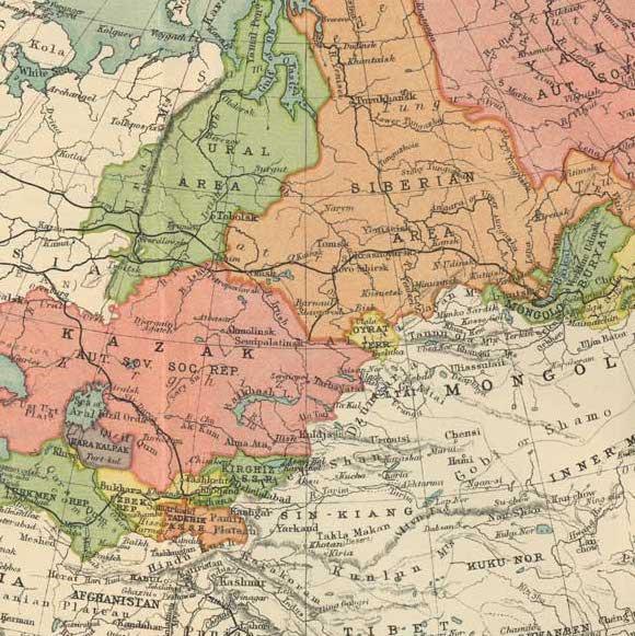 Ep. 255   The History of Xinjiang (Part 12)