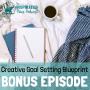 Artwork for BONUS: Creative Goal Setting Blueprint [FB LIVE]