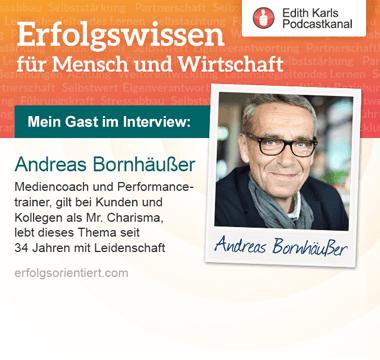 Im Gespräch mit Andreas Bornhäußer