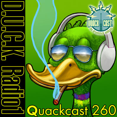 Episode 260 - DUCK Radio 1