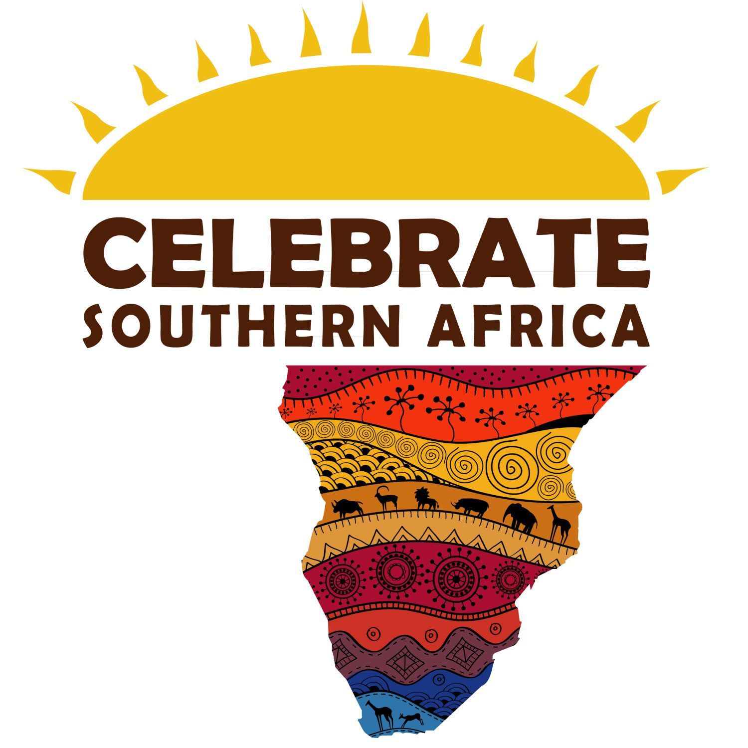Celebrate Southern Africa show art