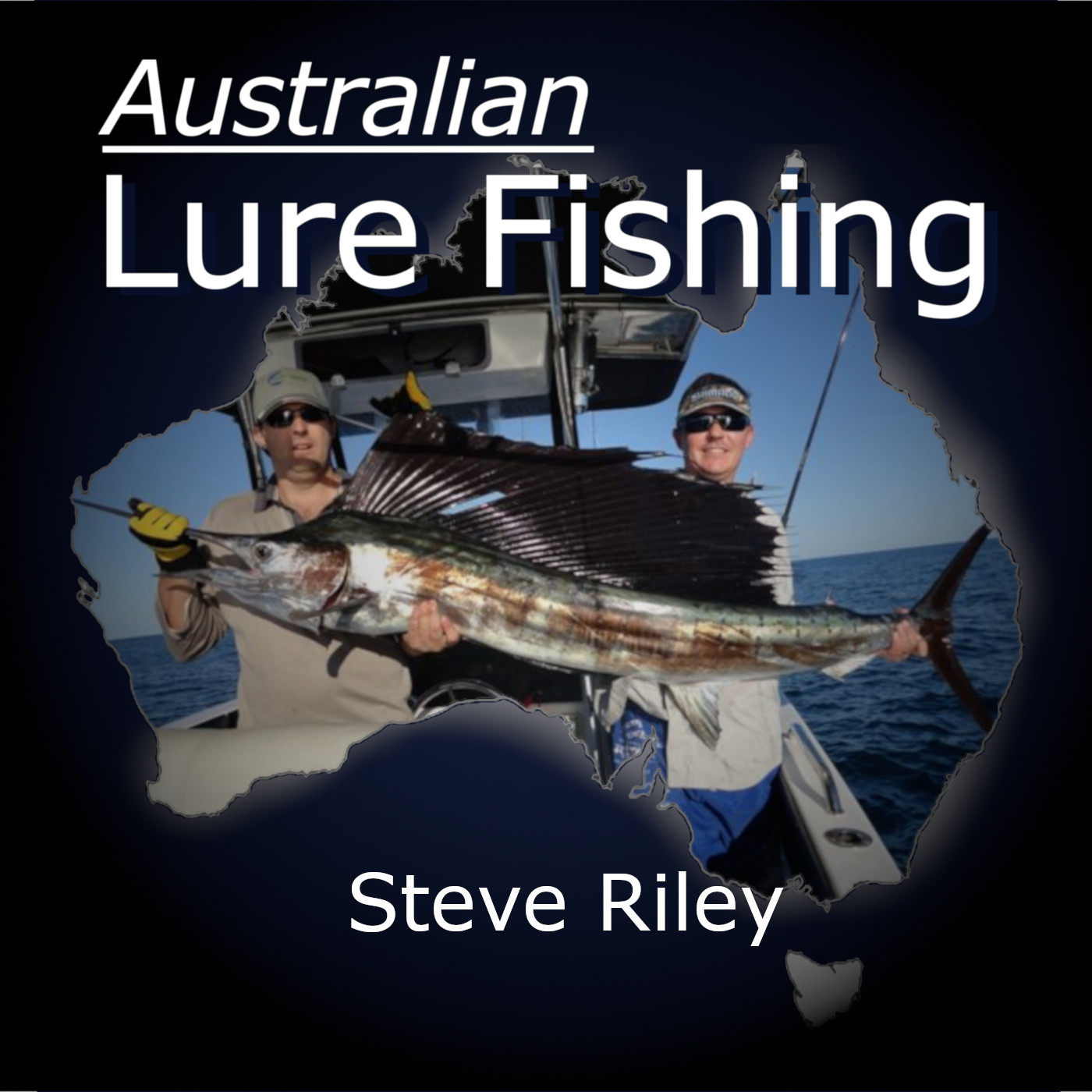 Episodes 164: Exmouth Sailfish With Steve Riley
