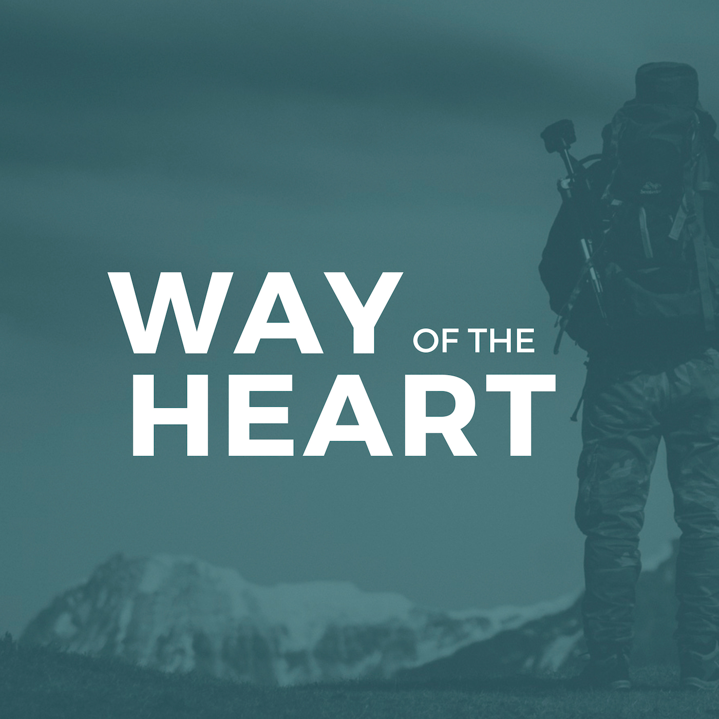Way of the Heart Podcast show art