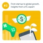 Artwork for From startup to global growth, insights from a venture capital expert  - Episode 3