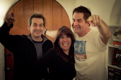 Episode 121 with Todd Glass (Part 1 of 2)