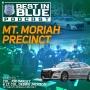 Artwork for Mt. Moriah Precinct w/Col. Joe Oakley and Lt. Col. Debbie Jackson| BEST IN BLUE | KUDZUKIAN NETWORK