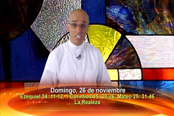 Artwork for Dios te Habla con padre Carlos Eduardo Betancur Sánchez   Tema el hoy: la realeza