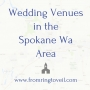 Artwork for #123 - Wedding Venues in the Spokane Wa Area