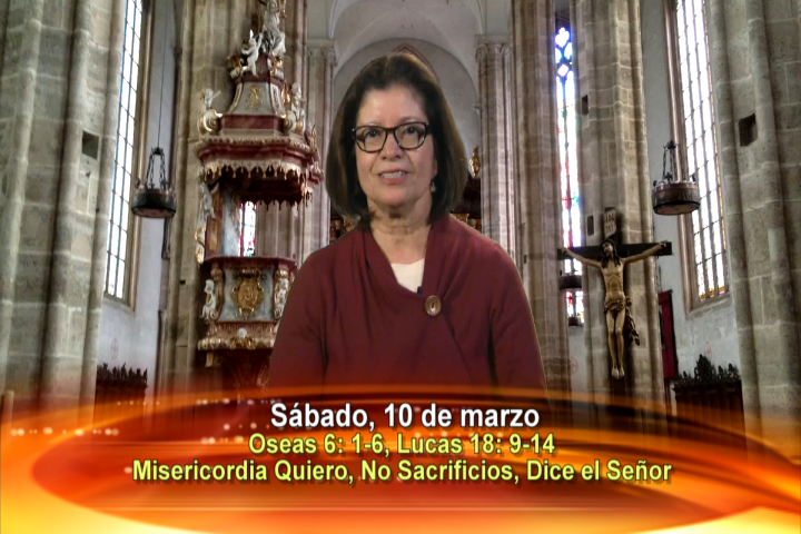 Artwork for Dios te Habla con Maria Eva Hernandez; Tema el hoy:  Misericordia Quiero, no Sacrificios, Dice el Señor