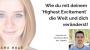 Artwork for AHA 029 | Tu - es - tag:  Wie du dein Gehirn austrickst und neue Gewohnheiten kreierst