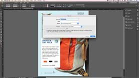 Adobe InDesign CC 2015 - Simple Save Back