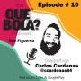 Artwork for Fresh or Phresh presents Que Bola Ep. 10  Christ Fellowship Pastor CARLOS CARDENAS