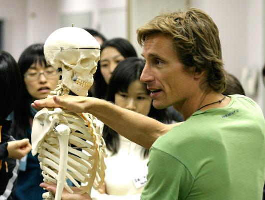 Artwork for Chris Kummer: The Yoga Anatomy Show