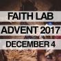 Artwork for Advent Devotion December 4, 2017