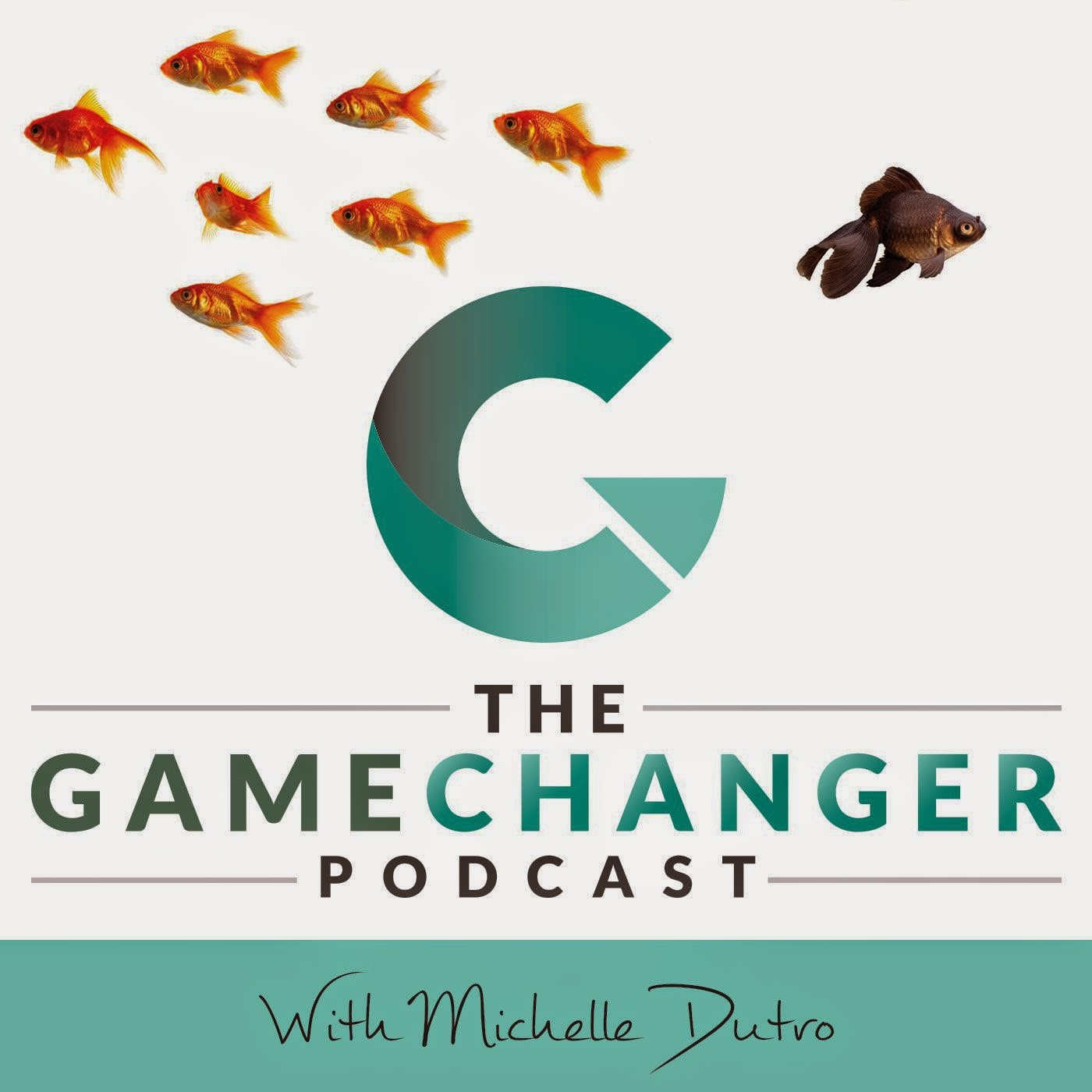 The Game Changer Podcast show art