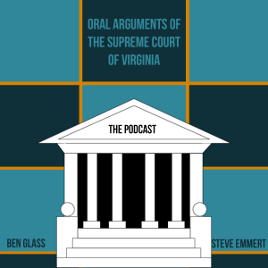 Oral Arguments of the Supreme Court of Virginia