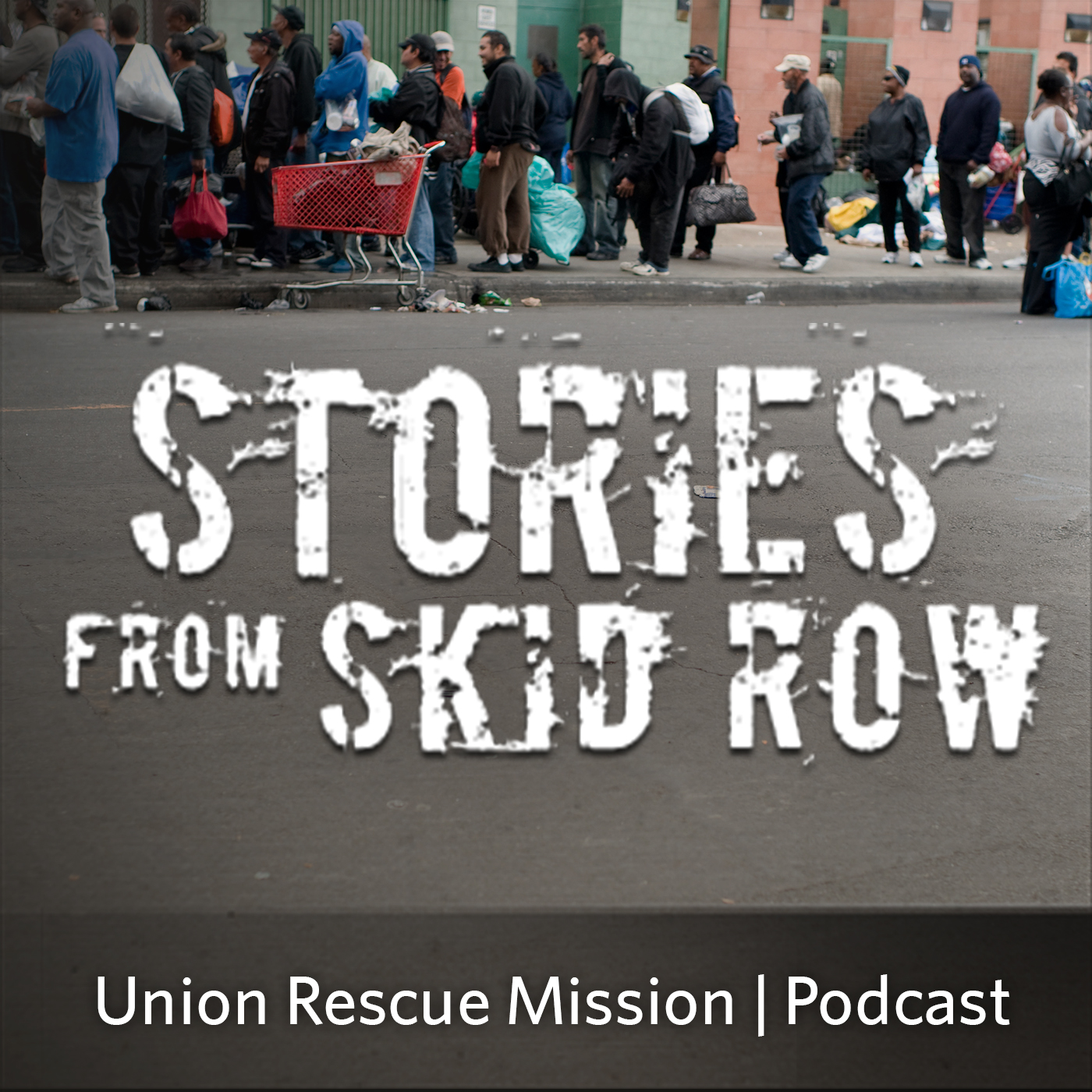 Stories From Skid Row logo