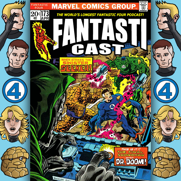 Episode 173: Fantastic Four #144 - Attack!