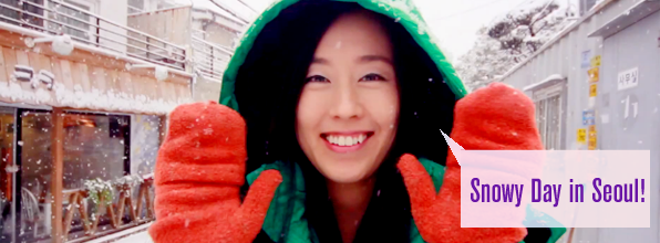TTMIK Talk - Snowy Day in Seoul!