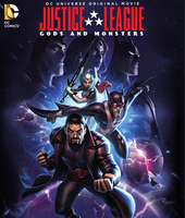 FBPH Presents - At The Movies With JUSTICE LEAGUE: GODS AND MONSTERS!