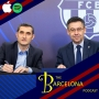 Artwork for What future is Barcelona planning for? Neymar, Messi and media reliability [TBPod146]