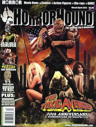 HorrorHound Issue #46