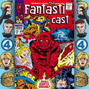Episode 89: Fantastic Four #77 - Shall Earth Endure?