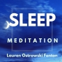 Artwork for SLEEP HYPNOSIS GUIDED MEDITATION (Female vocals voice only) for DEEP sleep and healing