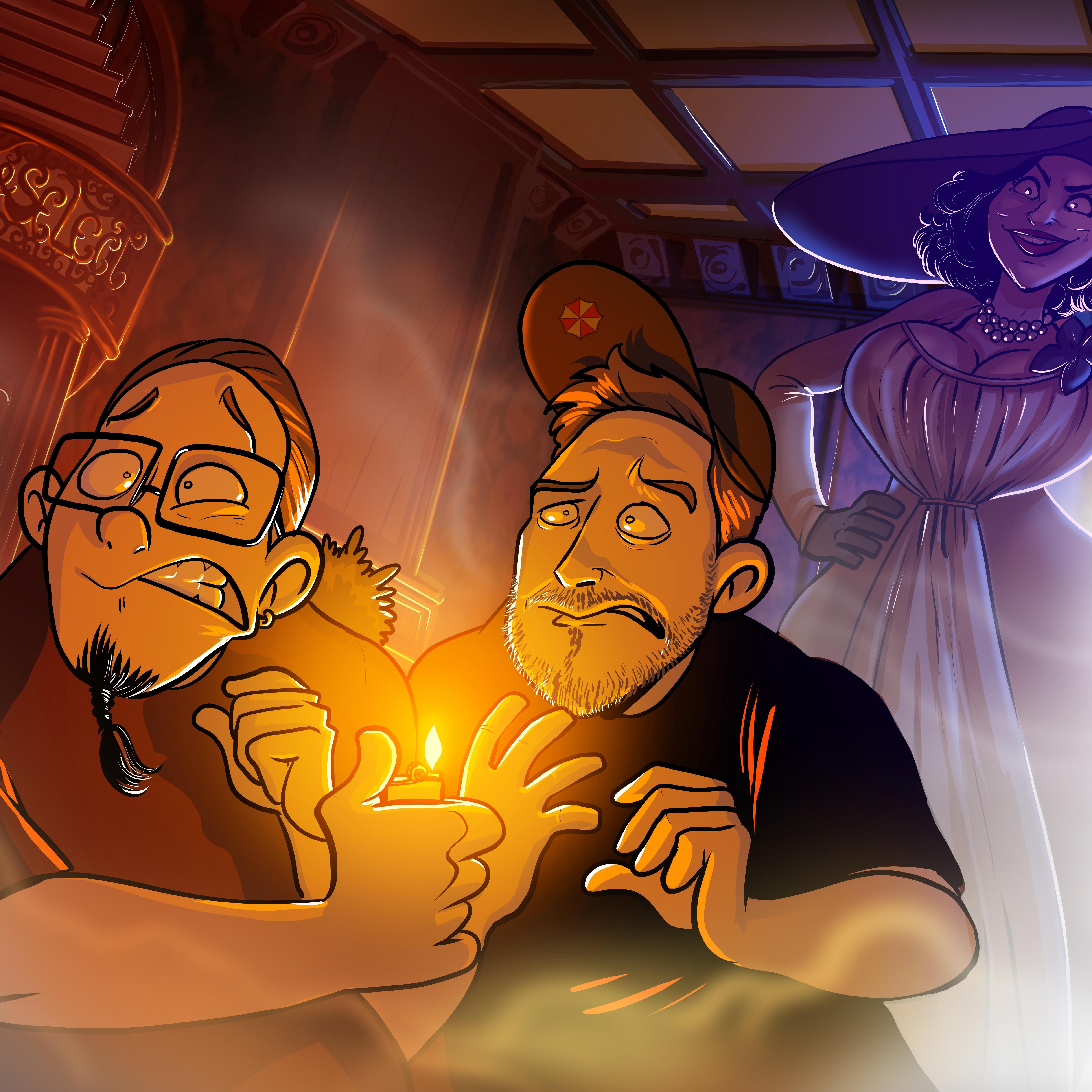 START & SELECT REDUX #074 - Vampire in Resident Evil Village
