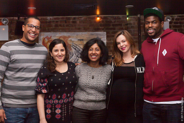 Ep. 49: Amber Tamblyn, Damien Lemon & Ani Cordero - Jan. 3,2017