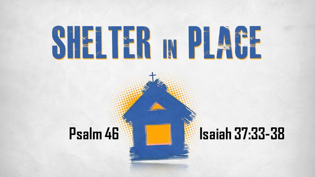 Artwork for Shelter in Place (John Kendrick)