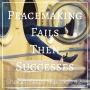 Artwork for Episode 42: Peacemaking Fails Then Successes