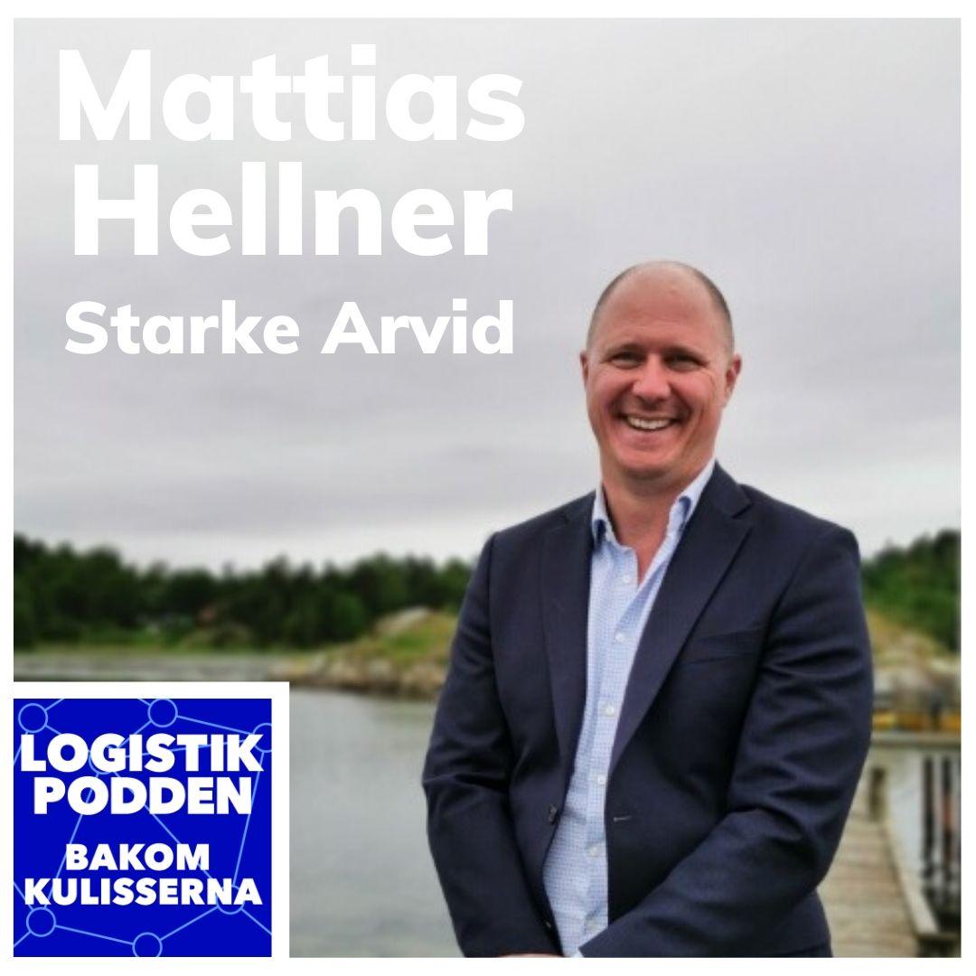 Bakom kulisserna #7 - Mattias Hellner från Starke Arvid