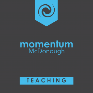 Momentum McDonough Podcast